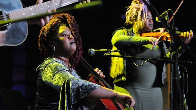 SistaStrings won both Band of the Year and Album of the Year at the Radio Milwaukee Music Awards Saturday.