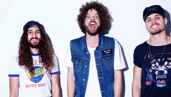 Wolfmother tops the Palladia Stage for the Hangout Music Fest Thursday Discover Great Kickoff Party.