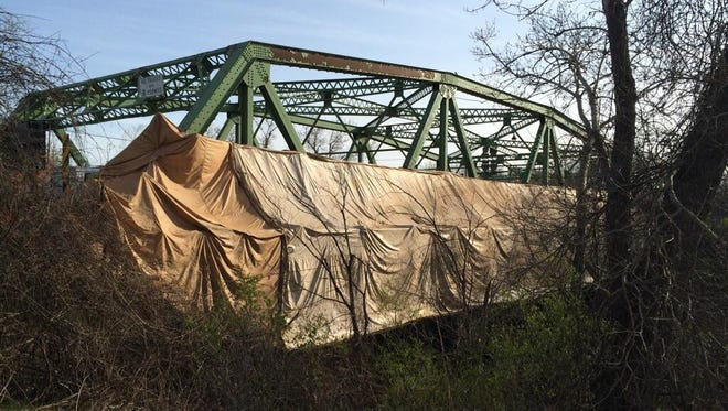 The bridge on Chili Avenue that runs over the Erie Canal in the town of Gates and the city of Rochester has been closed until further notice.