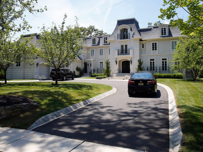 A 11,000-square-foot home on Miller Road in Lakewood,