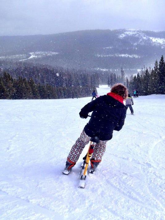 Snowbike 2