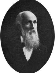 Portrait of Oscar O. Poppleton in 1903.