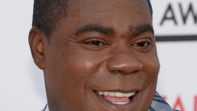 """Tracy Morgan starred on """"30 Rock"""" and """"Saturday Night Live."""""""
