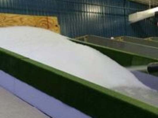 Pigeon Forge Snow's eponymous product is just frozen