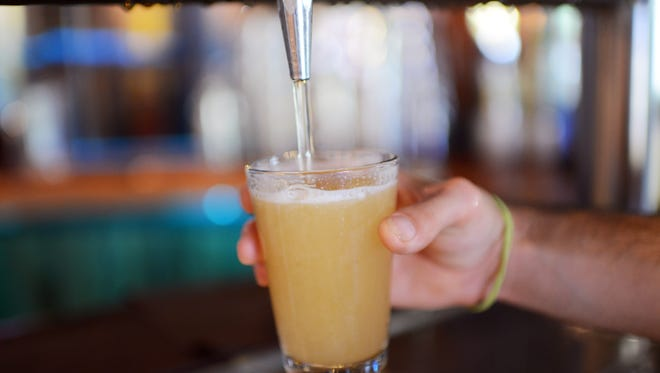 Head out to your local breweries this weekend in Western North Carolina and the Upstate to check out the beer scene.
