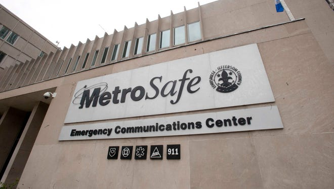 Metro Call 311's new facility is located inside the MetroSafe building on S. 4th Street. 05 June 2014