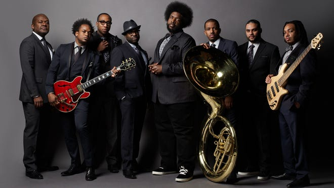 The Roots are back with '...And Then You Shoot Your Cousin.'