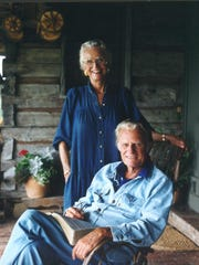 Ruth and Billy Graham were married in 1943. They raised five children.