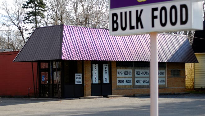 The future Amish Country Bulk Foods Sunday, Nov. 29, in Memphis.