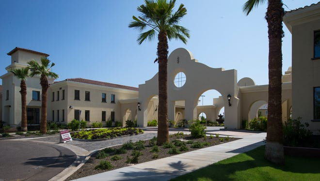 Generations at Agritopia, has its first residents moving in on Monday, July 14, 2014. The popular Gilbert housing community, near Higley and Ray roads, is opening an independent living, assisted living and memory care facilities.