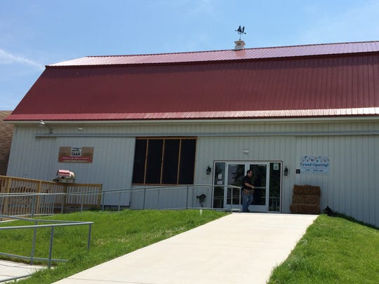 Tryba's Simply Country Barn in Freedom.