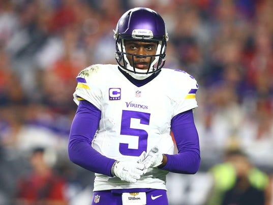 USP NFL: MINNESOTA VIKINGS AT ARIZONA CARDINALS S FBN USA AZ