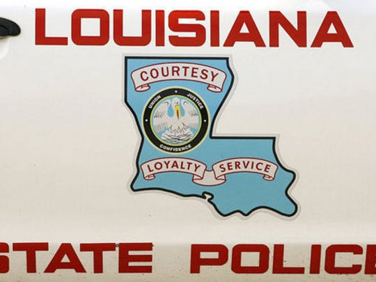 A Florien man died Thursday afternoon in a three-truck crash in Sabine Parish, according to Louisiana State Police.