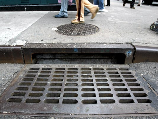 Sewer System in New York