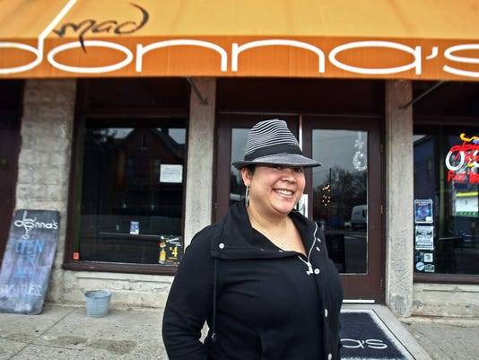 Mad Donna's restaurant works to restore finances