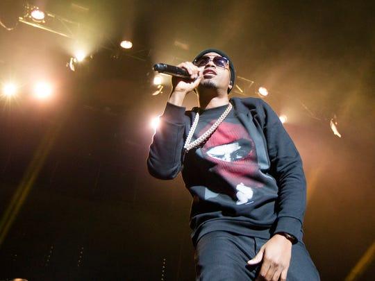 Nas is performing at Fiserv Forum July 30.