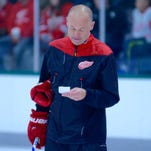 Red Wings' unforgettable moments at Joe Louis Arena