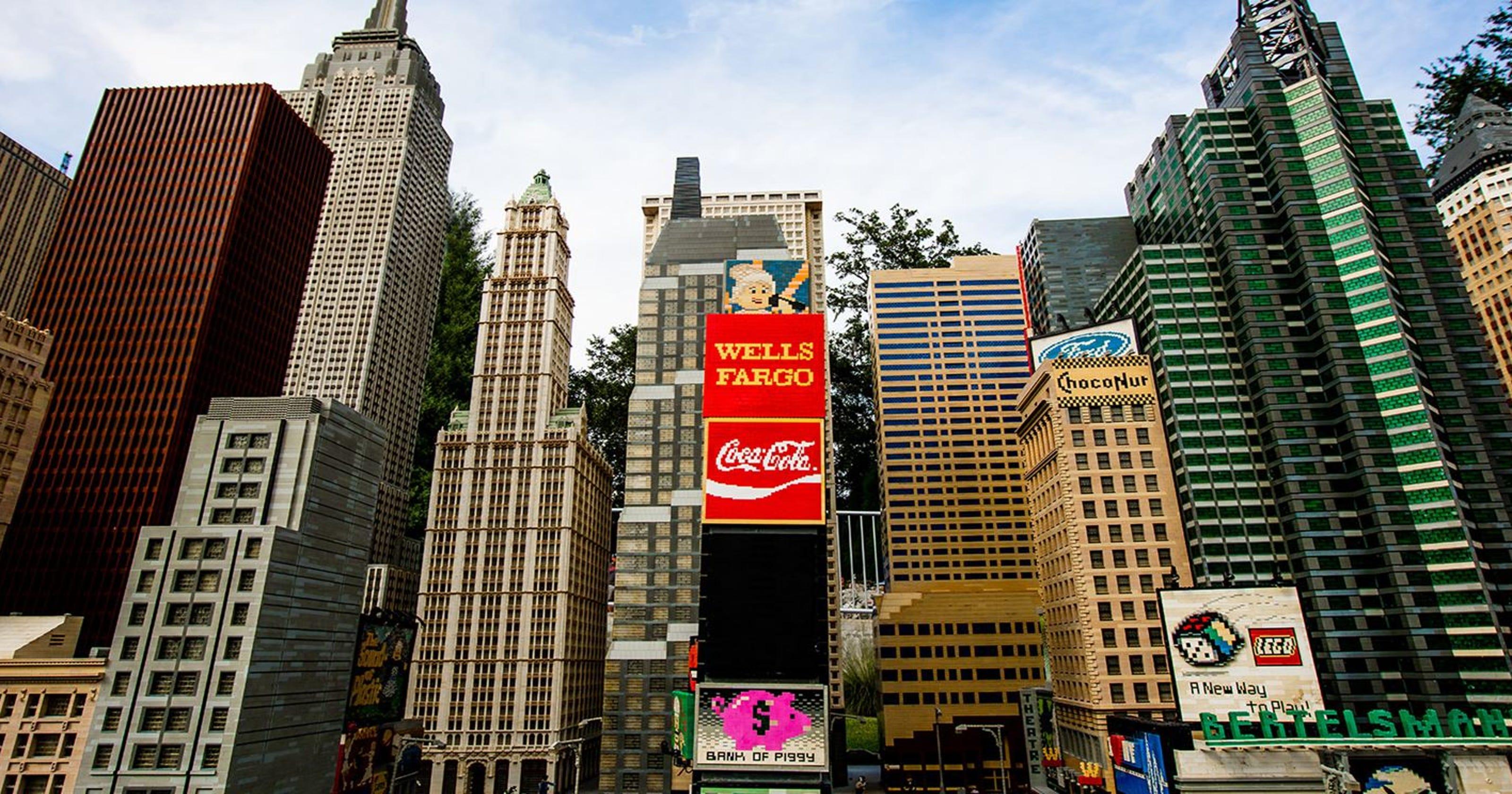 Legoland New York To Be The Next Lego Park Assembled