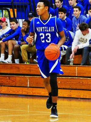 Charles Murphy and Montclair will have a chance to be a factor in the state tournament.