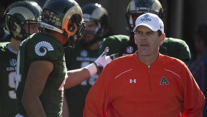 CSU football coach Mike Bobo has picked up seven known verbal commitments for the 2018 recruiting class.