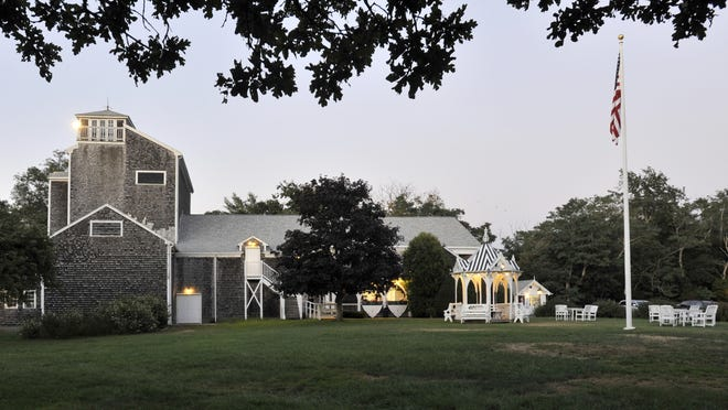 A $6.4 million bequest to the Cape Cod Foundation included a $200,000 endowment to help maintain the building and grounds at the Cape Playhouse in Dennis.