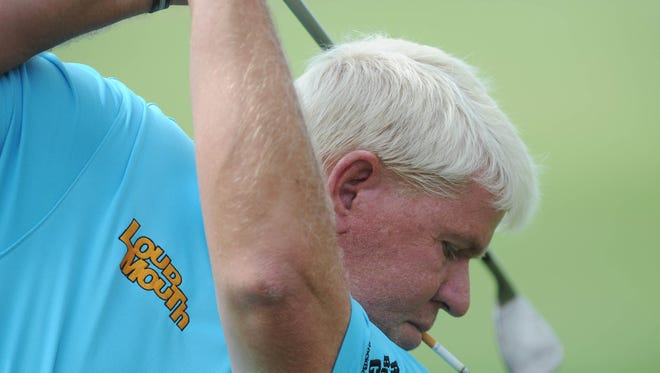 John Daly will draw much of the attention this week at the Principal Charity Classic.
