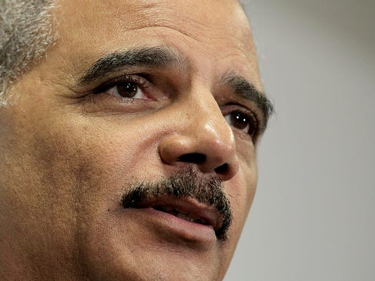 Attorney General Eric Holder's bank prosecution legacy