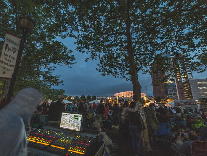 Bromberg's Big Noise Music Festival will expand to