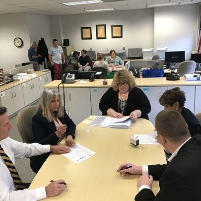 Morris County Board of Elections Administrator Dale