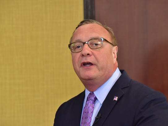 5th Congressional District candidate Steve Lonegan.