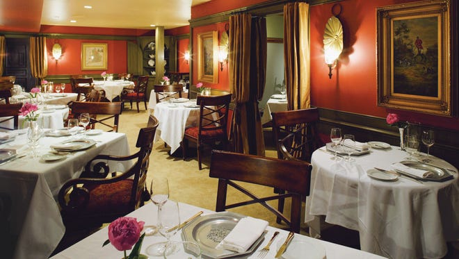 """The Immigrant Restaurant, the Forbes Four-Star and AAA Four Diamond restaurant, has been awarded the number-one spot in USA TODAY 10Best.com Readers' Choice Awards in the """"Best Hotel Restaurant"""" category."""