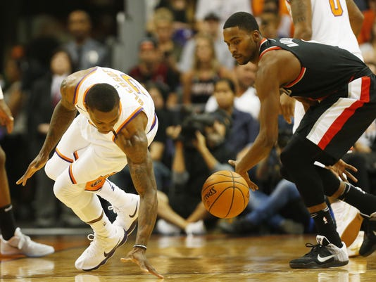 Trail Blazers vs Suns