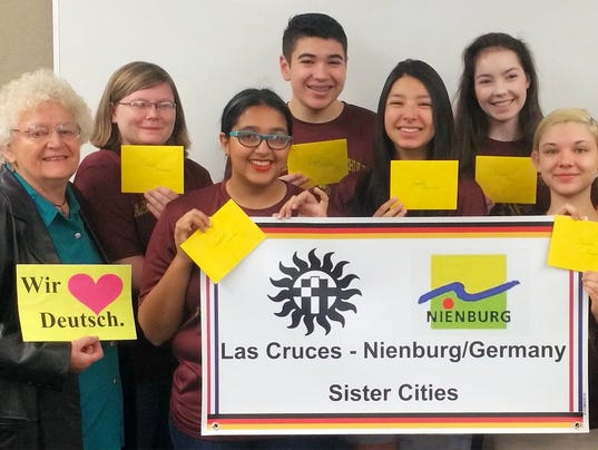Sister cities scholarships photo 1