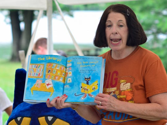 Pete the Cat visits York County Libraries July 13-23.
