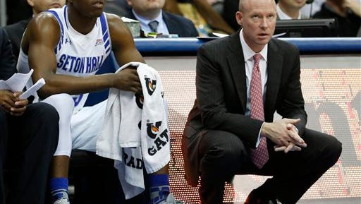 Seton Hall guard Isaiah Whitehead and coach Kevin Willard know there's still work to do.