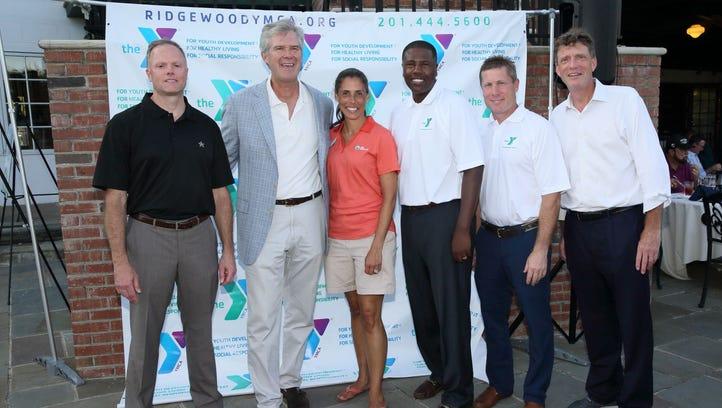 Dave Warren; Michael Davis; president; Ridgewood YMCA;