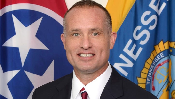 Jason Locke, acting director of the TBI, steps down amid state investigation