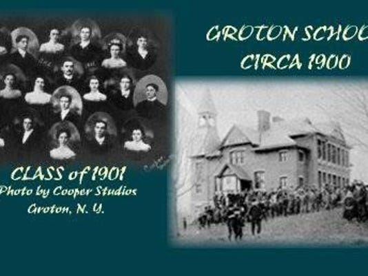 Groton Alumni archives