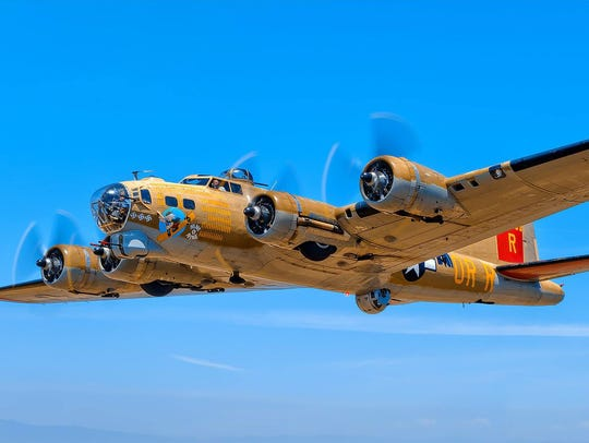 Collings Foundation's Wings of Freedom Tour