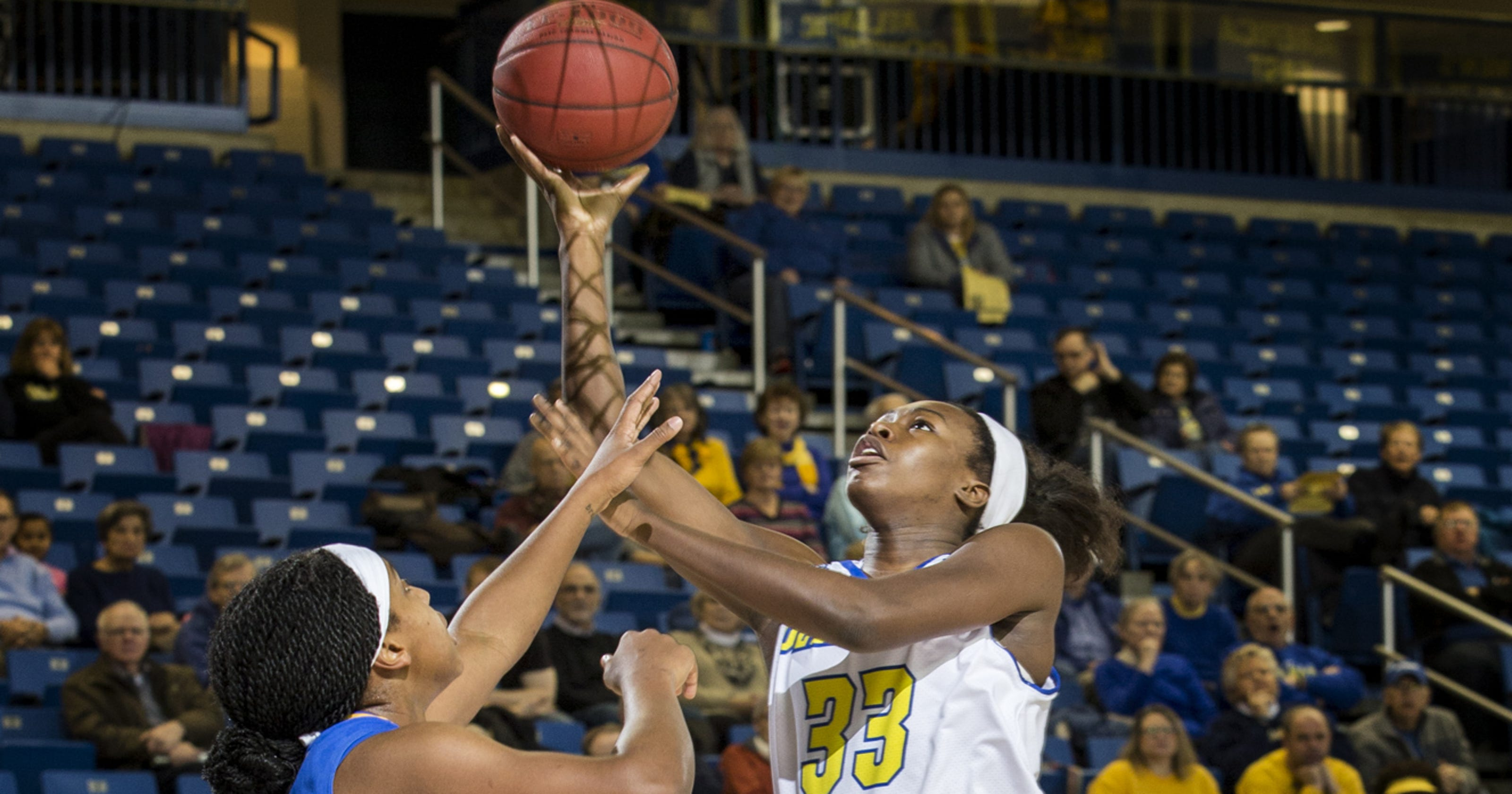 delaware's women's basketball schedule features caa opener at drexel