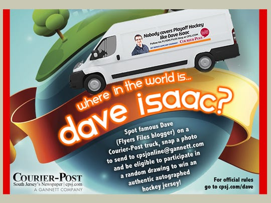 Where is Dave Isaac?