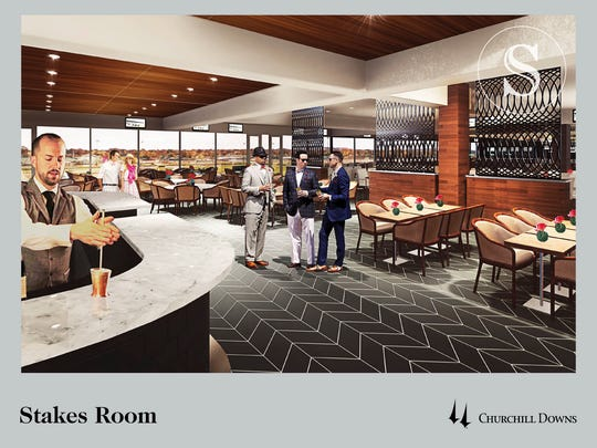 Stakes Room