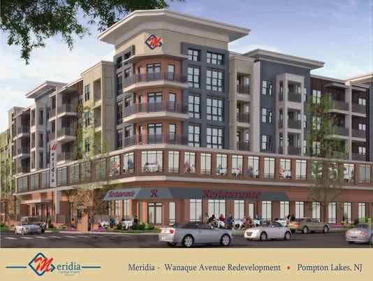 Meridia - Wanaque Avenue Redevelopment