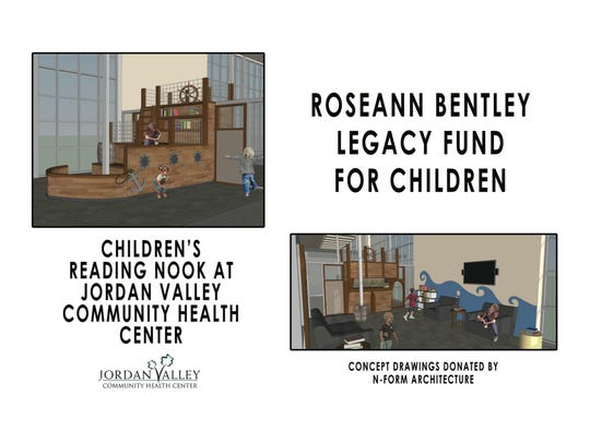 The Roseann Bentley Legacy Fund for Children's first
