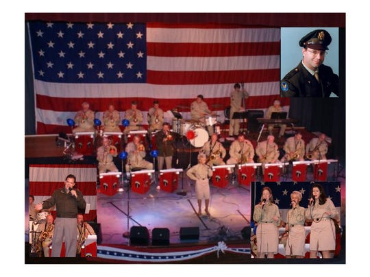 The Cincinnati Warbirds Squadron 18, Inc. is sponsoring WWII style Swing Dance and USO Show 6 to 10 p.m. Saturday, May 27, at Coney Island's Moonlight Pavilion.