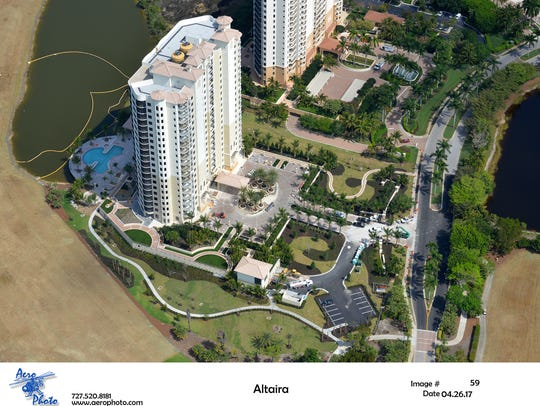 Suffolk is building Altaira in The Colony Golf & Bay