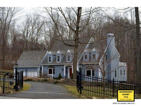 Joseph and Lisa Percoco purchased this Millstone Lane