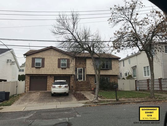 Joseph and Lisa Percoco sold this Staten Island home