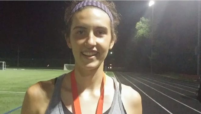 Christian Academy of Louisville field hockey goalkeeper Sam Minrath was voted the winner of the Courier-Journal Metro Louisville Athlete of the Week Award.