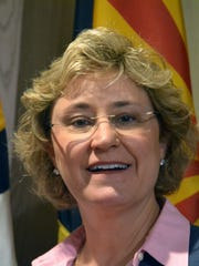Jennifer Adams was elected to the Tempe City Council in 2018.